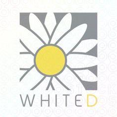 WHITE DAISY logo