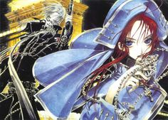 trinity blood wallpaper: Wallpapers Collection, 1109 kB - Huxley MacDonald