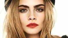 Eyebrows Mannish Style Autumn Winter
