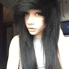 And emo hair on pinterest scene hair emo hair and emo scene