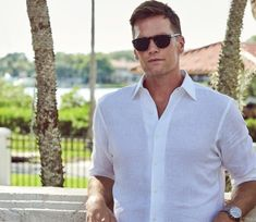 Christopher Cloos And Tom Brady Expand Eyewear Collection New Product, Product Launch, Vince Lombardi, Men's Sunglasses, Tom S, Beaches In The World, Most Beautiful Beaches, Tom Brady, Exclusive Collection
