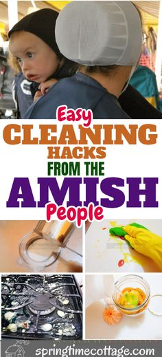 Easy cleaning hacks from the Amish people - These are some smart ways to clean your home the Amish way. Easy cleaning hacks from the Amish, ing - Diy Home Cleaning, Safe Cleaning Products, Bathroom Cleaning Hacks, Household Cleaning Tips, Deep Cleaning Tips, Toilet Cleaning, Cleaning Recipes, House Cleaning Tips, Spring Cleaning