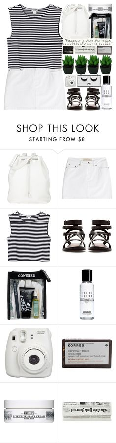 """""""Superstar"""" by heartart ❤ liked on Polyvore featuring The Row, Marc by Marc Jacobs, Monki, Zara, Cowshed, Bobbi Brown Cosmetics, Pop Beauty, Fujifilm, Korres and Kiehl's"""