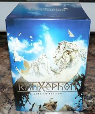 RAHXEPHON The Motion Picture (2004) 8-DVD BOX SET Anime LIMITED EDITION ADV
