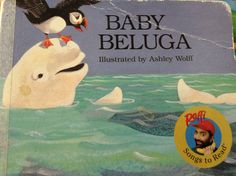 Wonderful book with lots of sea animals n it, better if you have a recording of the song as well.