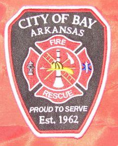 Bay Fire Department Arkansas