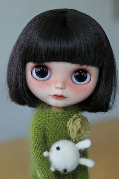 ~♛ Reminds me of Boo from Monsters Inc.