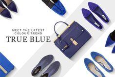 Meet the latest colour trend: True Blue