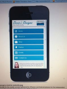 J2 productionz does mobile website design for iPhone and android smartphones! View more at http://www.j2productionz.com