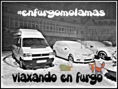 Viaxando en furgo: LUGO: disfrutando de la nieve en Pedrafita do Cebr...