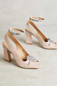Seychelles Reign Pumps - anthropologie.com