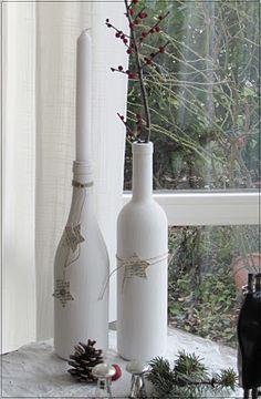 winter jars...bay window?