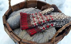Kindad by Villatee ~ superb but I did not actually find a pattern on this blog site.  However colours and pattern wonderful