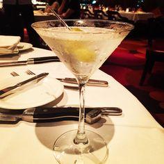 Cheers from Cagneys! #HappyMartiniDay #Martini #CruiseLikeANorwegian