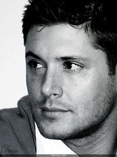 i'm convinced there is no other man on earth as beautiful as jensen