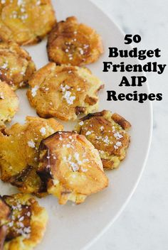50 Budget Friendly AIP Recipes | Grazed and Enthused