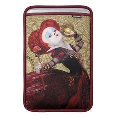 Alice in Wonderland - The Red Queen | Adventures in Wonderland 2. Regalos, Gifts. #fundas #sleeves
