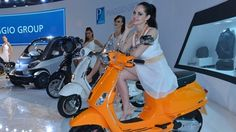 Auto Expo 2014 – Vespa S