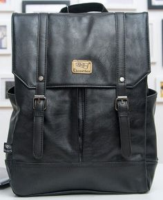 Brand New Top Quality Trendy Trendy Vintage Laptop Backpack