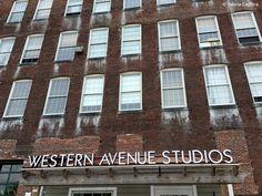 Cosa fare a Lowell arte Western Avenue Studios ingresso