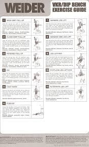 weider pro 4100 wall chart anyone? - Bodybuilding.com Forums   excercize   Pinterest   Gym, Gym