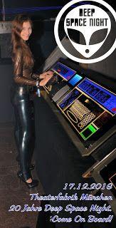 IchWillMehr.net - Das Lifestyle-Portal.: Am Samstag ist Partytime: 20 Jahre Deep Space Nigh...