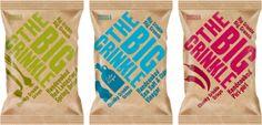 Single serve snack packaging pillow bag design. #sachet #plastiques #plastic #bags #pillow #single #serve #emballage  #zip  #sacs#souple #packaging