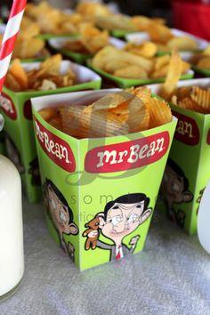 Boksomdaais Boutique Events - Home Mr Bean Birthday, Megan 4, Mr. Bean, Cream Cheese Sandwiches, Fish Bites, Battered Fish, White Icing, Diy Art, Festivals