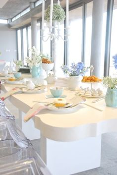 Modern Tea Party Setting (Jeanine Groenewaldt Photography)