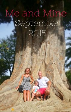 Me and Mine: A Family Portrait Project – September 2015 | Birds and Lilies