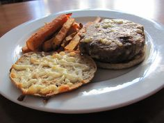 Beer. Butter. Bacon.: French Onion Turkey Burgers