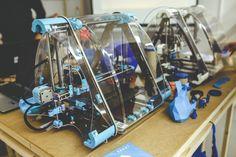 3D-Drucker: Nicht Werkteile sondern Daten werden geliefert