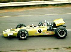 Ron Grable - Lola T190 [190/F1/3] Chevrolet V8 - Williams Racing Ent. - Le Circuit Continental (Saint-Jovite) - 1970 L&M F5000 Championship, round 8