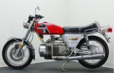1975 Hercules Wankel 2000 - Left Side