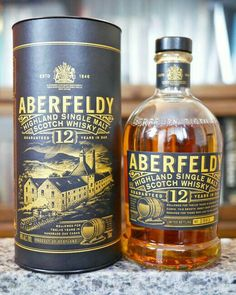 Tasting notes:There was nothing wrong with the pre-rebranded Aberfeldy 12 and a lot to like. Rum Bottle, Liquor Bottles, Whiskey Bottle, Booze Drink, Alcoholic Drinks, Scotch Whisky, Strong Drinks, Good Whiskey, Single Malt Whisky