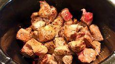 Crockpot – Koreansk pulled beef med sweetchilisås – Lindas mathörna