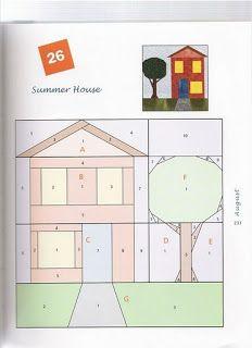 zomers huisje