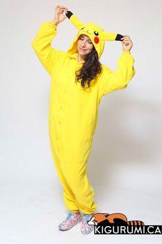 Pikachu Kigurumi Onesie 33 Cozy Onesies That Are Better Than A Winter Boyfriend Adult Onesie Pajamas, Pastel Grunge, Character Costumes, Summer Kids, Piece Of Clothing, Adult Costumes, Cool Kids, Pikachu, Onesies