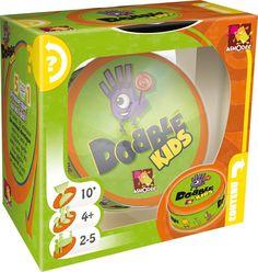 Asmodee 001769 - Dobble Kids, Reaktionsspiel: Amazon.de: Spielzeug