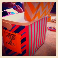 Painted Cooler i want to do this