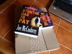 NOW IN PAPERBACK... the best-selling ebook thriller 'SOMEONE HAS TO PAY' is now 434 pages of action and thrills…. http://www.amazon.com/Someone-Has-Pay-Joe-McCoubrey/dp/0957696507/ref=sr_1_3?ie=UTF8=1373975466=8-3=joe+mccoubrey