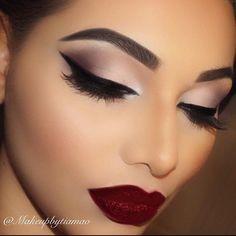 """804 Likes, 26 Comments - Makeuprevue Cosmetics (@makeuprevue) on Instagram: """"Makeup of the Day by @makeupbytiamao! #makeup #makeuprevue #mkp #mua #motd #makeupartist…"""""""