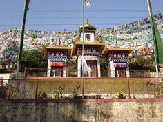 Dalai Lama's temple, Dharamsala