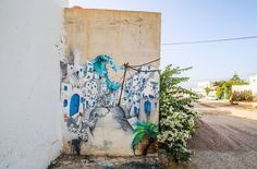 150 Street Artists Transformed A Tunisian Island Into A Massive Outdoor Museum | HuffPost