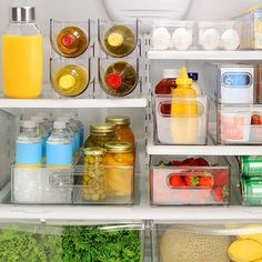Organizing the Pantry & Fridge