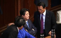 Fox News - A snap election for Japan's parliament next month gained more drama after the populist governor of Tokyo formed a political party this week to challenge Prime Minister Shinzo Abe's ruling party.