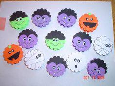 Halloween Peppermint Patties