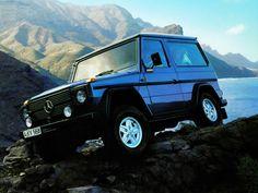 Mercedes-Benz 250 GD SWB (1987 - 1990).