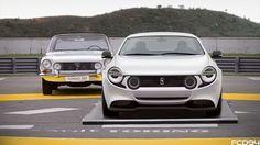 Torino 380 Concept : hommage virtuel à la Renault Torino argentine - Photo Automobile, American Auto, Argentine, Futuristic Cars, Car Sketch, Cute Cars, Amazing Cars, Fast Cars, Motor Car