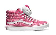 Oh Mundo Cruel! » Vans x Hello Kitty